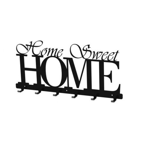 Home Sweet Home - wieszak na ubrania