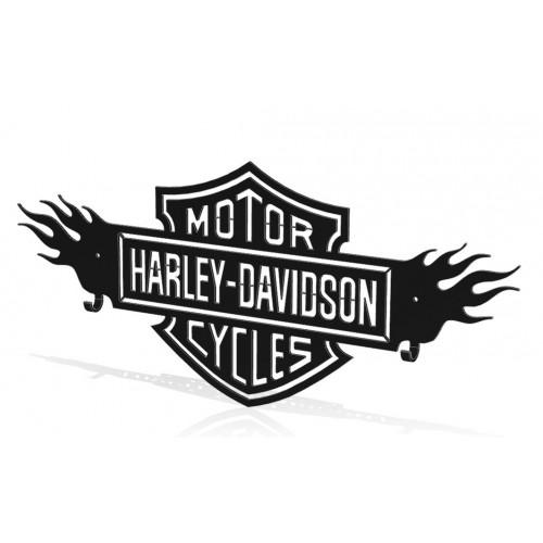 Harley Davidson - wieszak na klucze