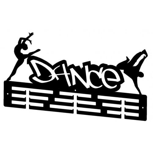 DANCE - wieszak na medale