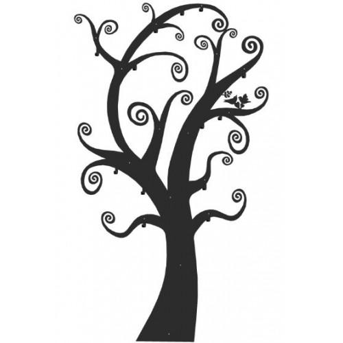 Wieszak Drzewo XL