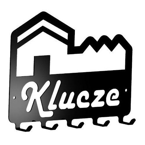 KLUCZE - wieszak na klucze