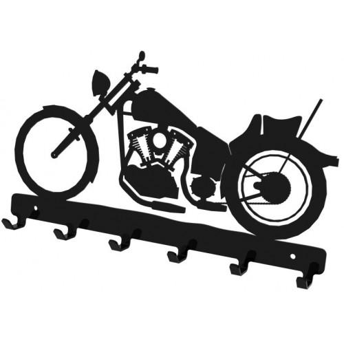 Harley Davidson - wieszak na ubrania