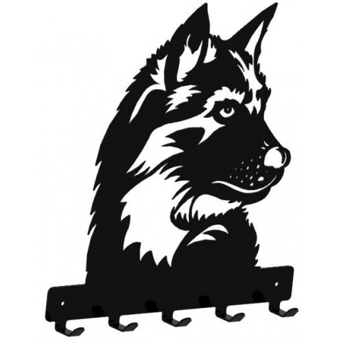 Piesek - wieszak na ubrania, klucze lub ręczniki