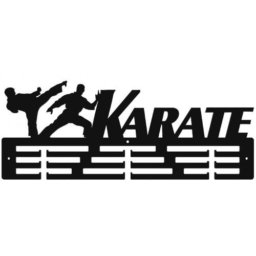 KARATE - wieszak na medale