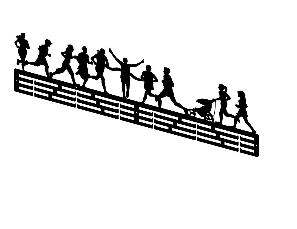 Wieszak maraton